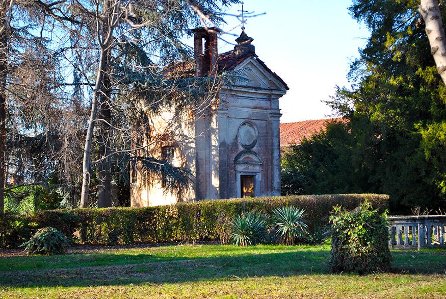 Cappella San Girolamo