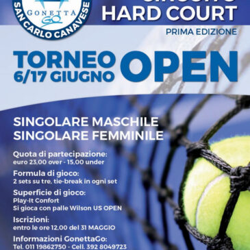 TORNEO HARD COURT