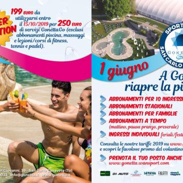 Gonetta Summer 2019