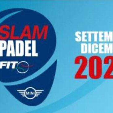 Slam Padel by MINI – 2020