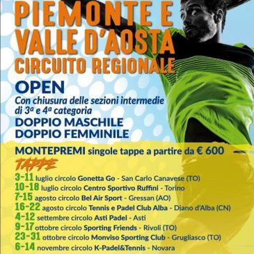 Open Padel Luglio 2021